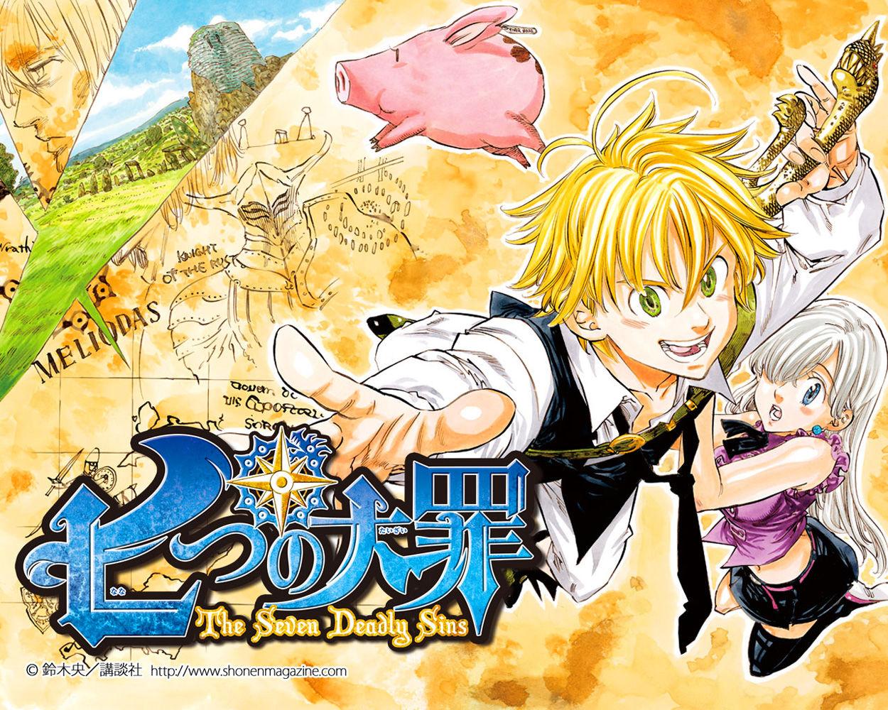 Anime The Seven Deadly Sins
