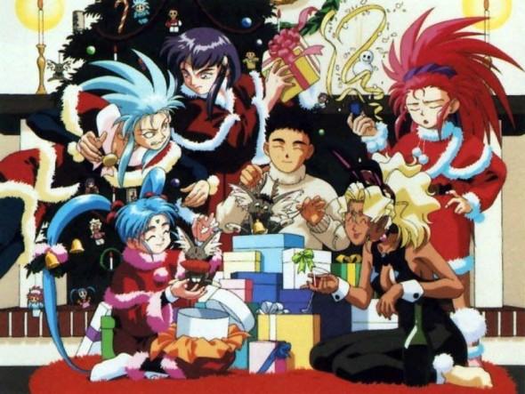 Tenchi Muyo! Merry Christmas 2015