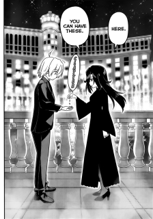 Hayate the Combat Butler Chapter 519