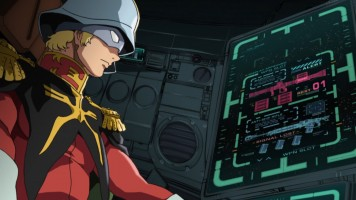 Mobile Suit Gundam: The Origin 01