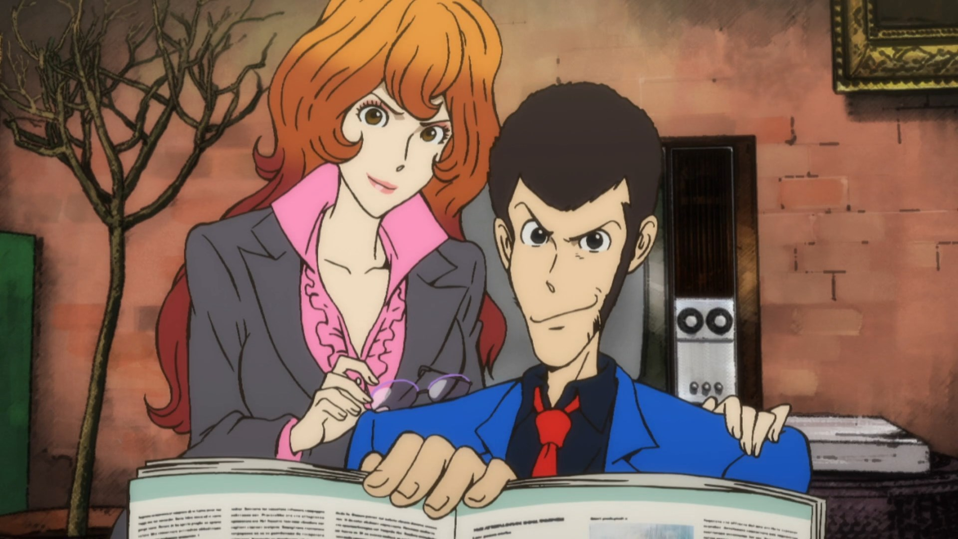 Lupin the Third PART4 14