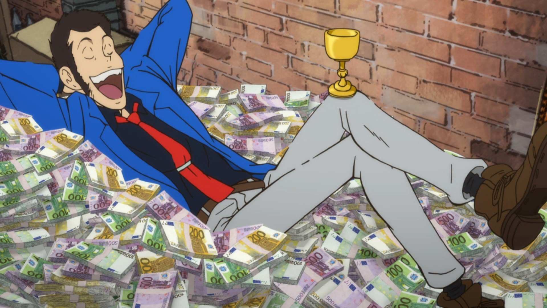 Lupin the Third PART4 17