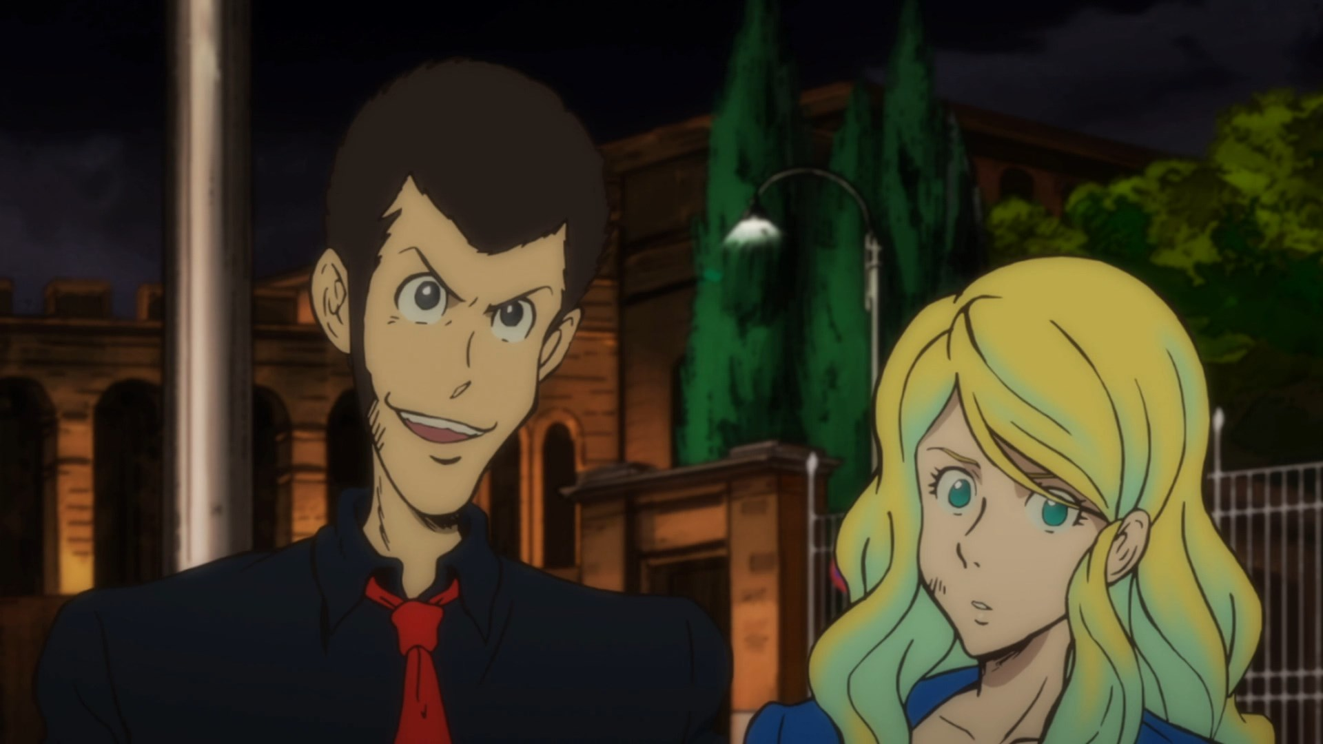 Lupin the Third PART4 11