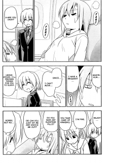 Hayate the Combat Butler Chapter 521