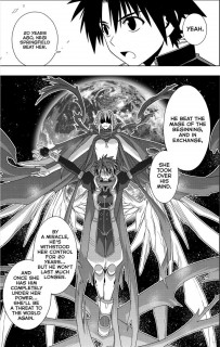 UQ Holder Chapter 116