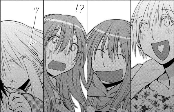 Genshiken Nidaime Chapter 122
