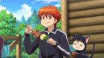 Kyoukai no RINNE 30 (Holiday fun!)