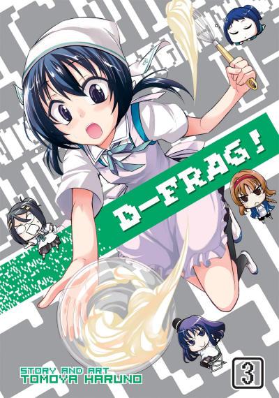 D-Frag! Volume 03