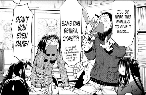 Genshiken Nidaime Chapter 123