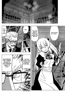 Hayate the Combat Butler Chapter 532