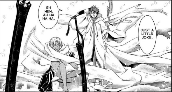 UQ Holder Chapter 126