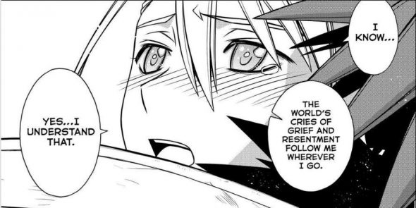UQ Holder Chapter 127