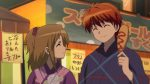 Kyoukai no RINNE 36 (Now for a business date.)