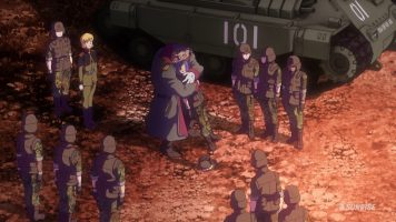 Mobile Suit Gundam: The Origin 03