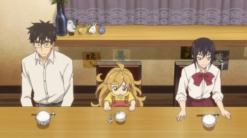 Sweetness and Lightning 01