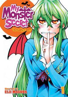 My Monster Secret Volume 01