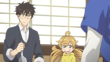 Sweetness and Lightning 12