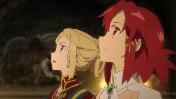 Izetta: The Last Witch 04