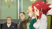 Izetta: The Last Witch 07