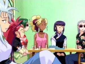 Tenchi Muyo! Ryo-ohki OVA 3 +1