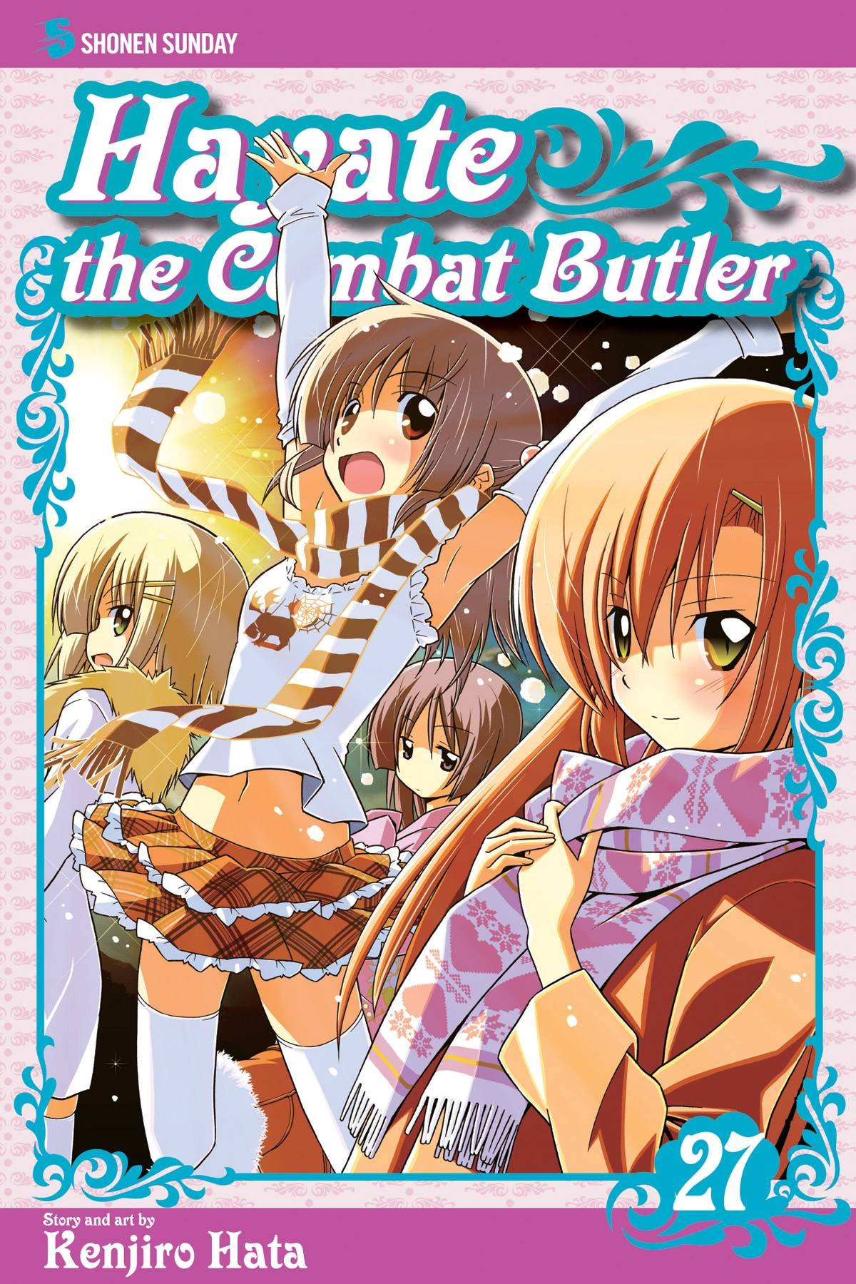 Hayate the Combat Butler Volume 27
