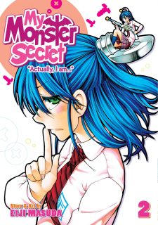 My Monster Secret volume 02