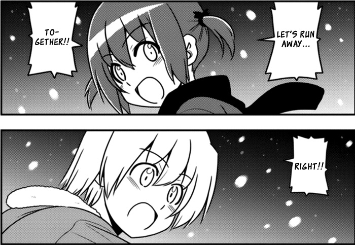 Hayate the Combat Butler Chapter 564