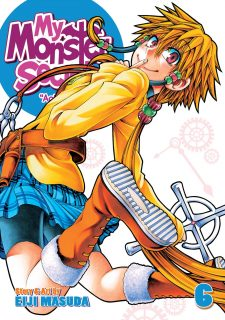 My Monster Secret Volume 06