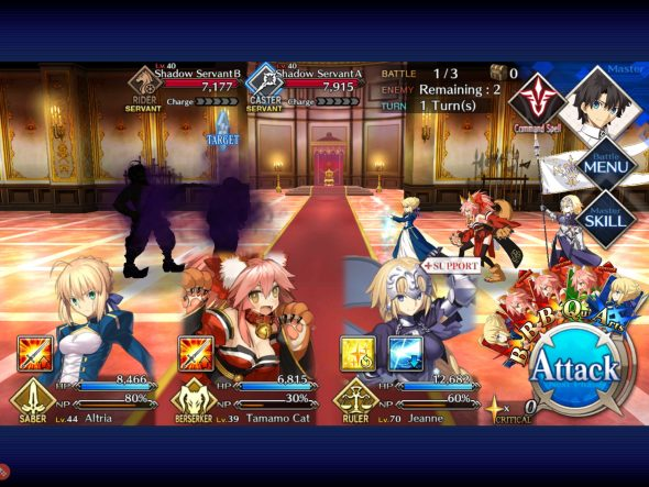 Fate/Grand Order USA