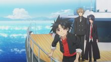 UQ Holder! Magister Negi Magi! 2 - 03