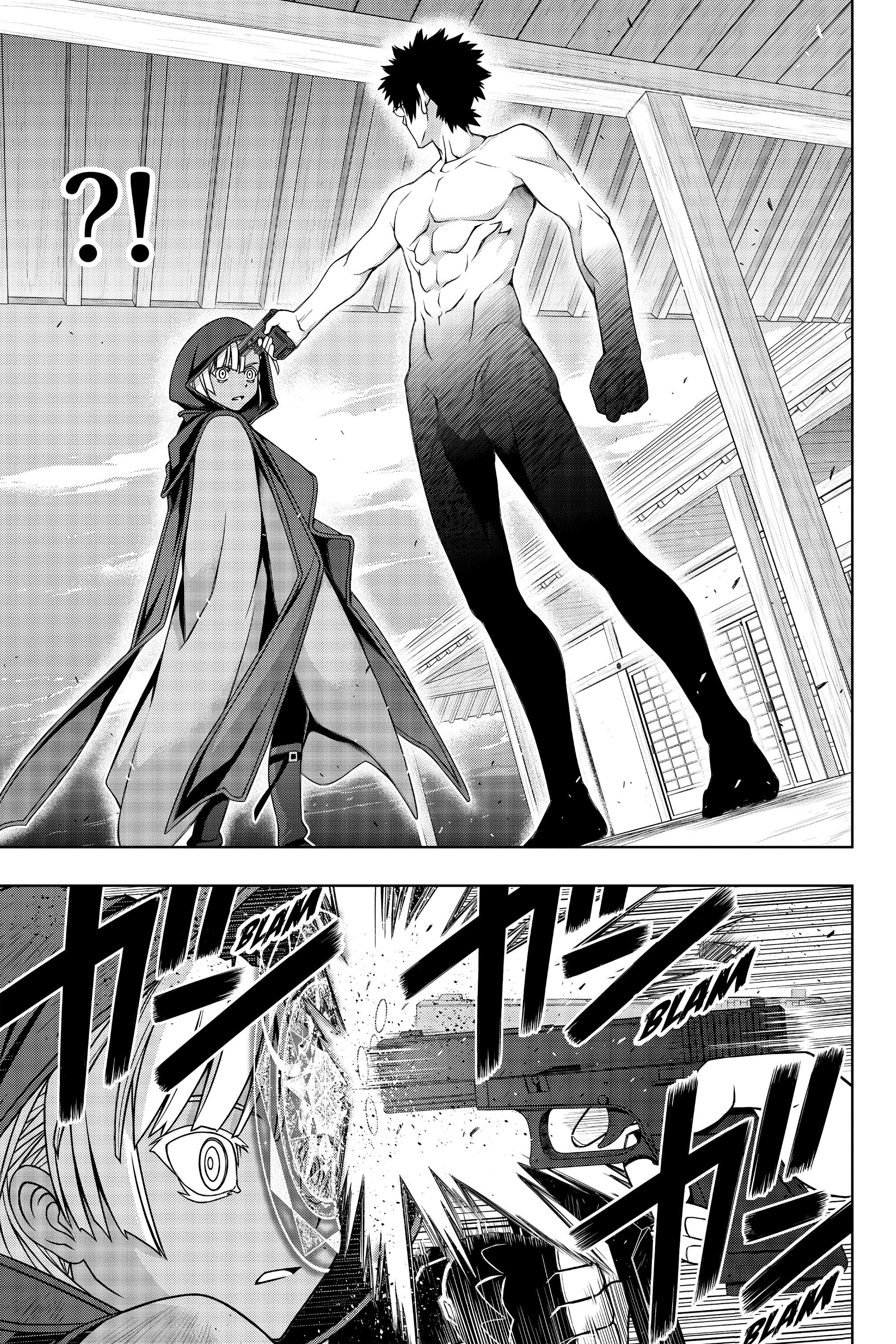 Uq Holder Chapter 141 Manga Review Astronerdboy S Anime Manga