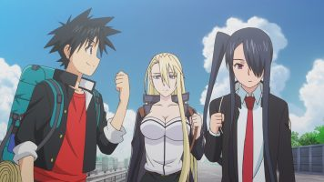 UQ Holder! Magister Negi Magi! 2 - 02