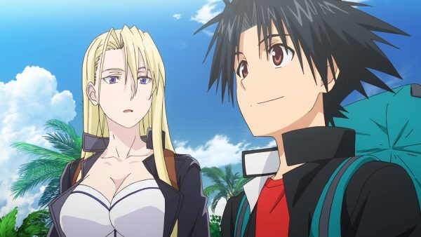 UQ Holder! Magister Negi Magi! 2 - 01