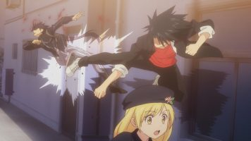 UQ Holder! Magister Negi Magi! 2 - 07