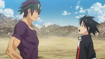 UQ Holder! Magister Negi Magi! 2 - 04