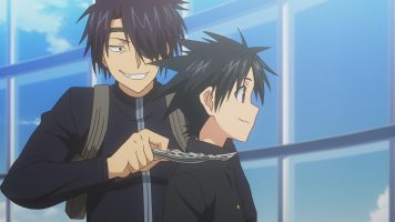 UQ Holder! Magister Negi Magi! 2 - 06