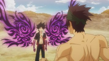 UQ Holder! Magister Negi Magi! 2 - 05