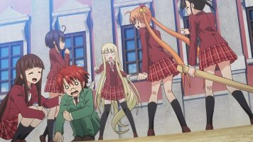 UQ Holder! Magister Negi Magi! 2 - 11