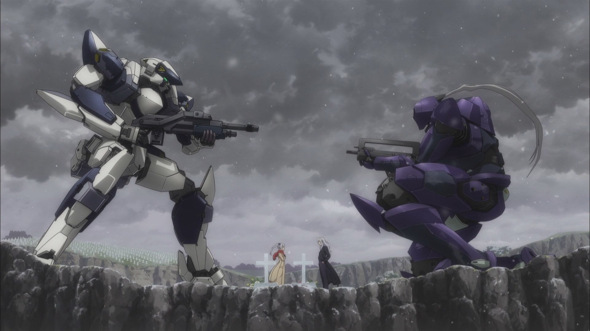 Full Metal Panic! Invisible Victory 01