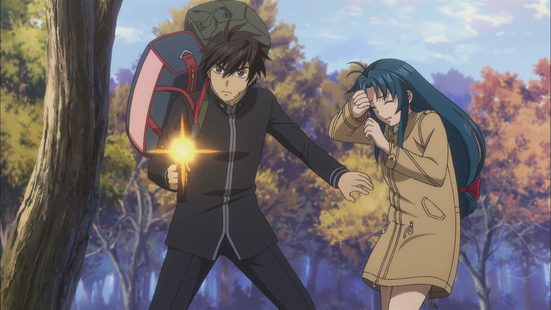 Full Metal Panic Invisible Victory 02 War Astronerdboy S Anime