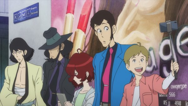 Lupin the Third Part 5 - 01