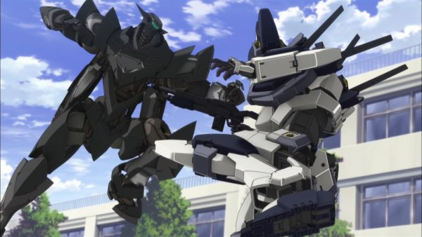Full Metal Panic! Invisible Victory 04