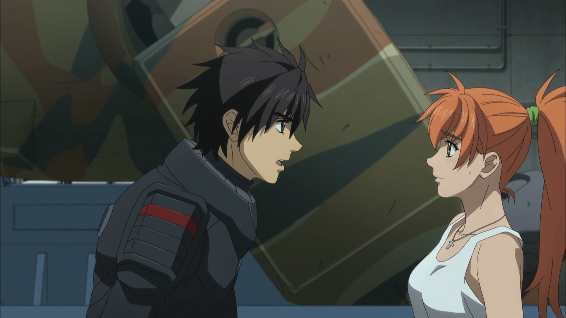 Full Metal Panic! Invisible Victory 05