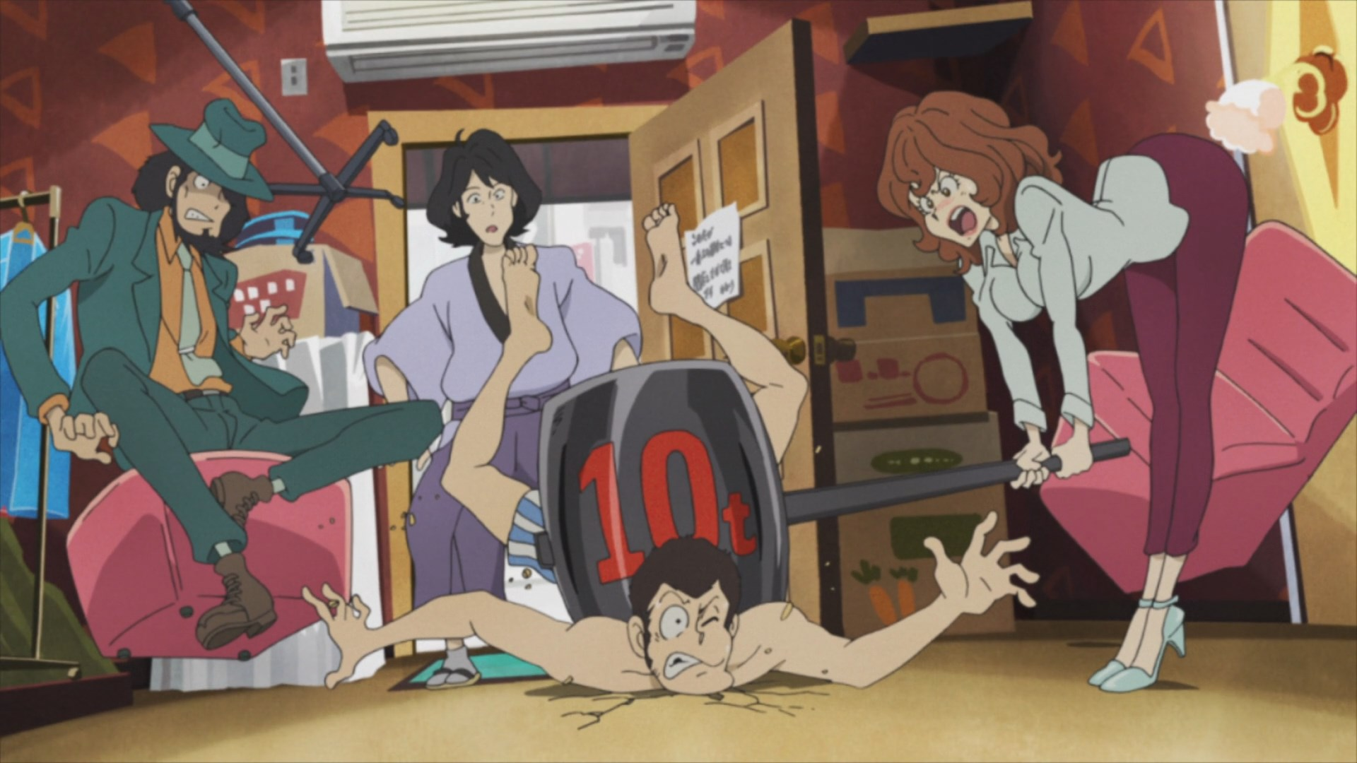 Lupin the Third Part 5 - 06