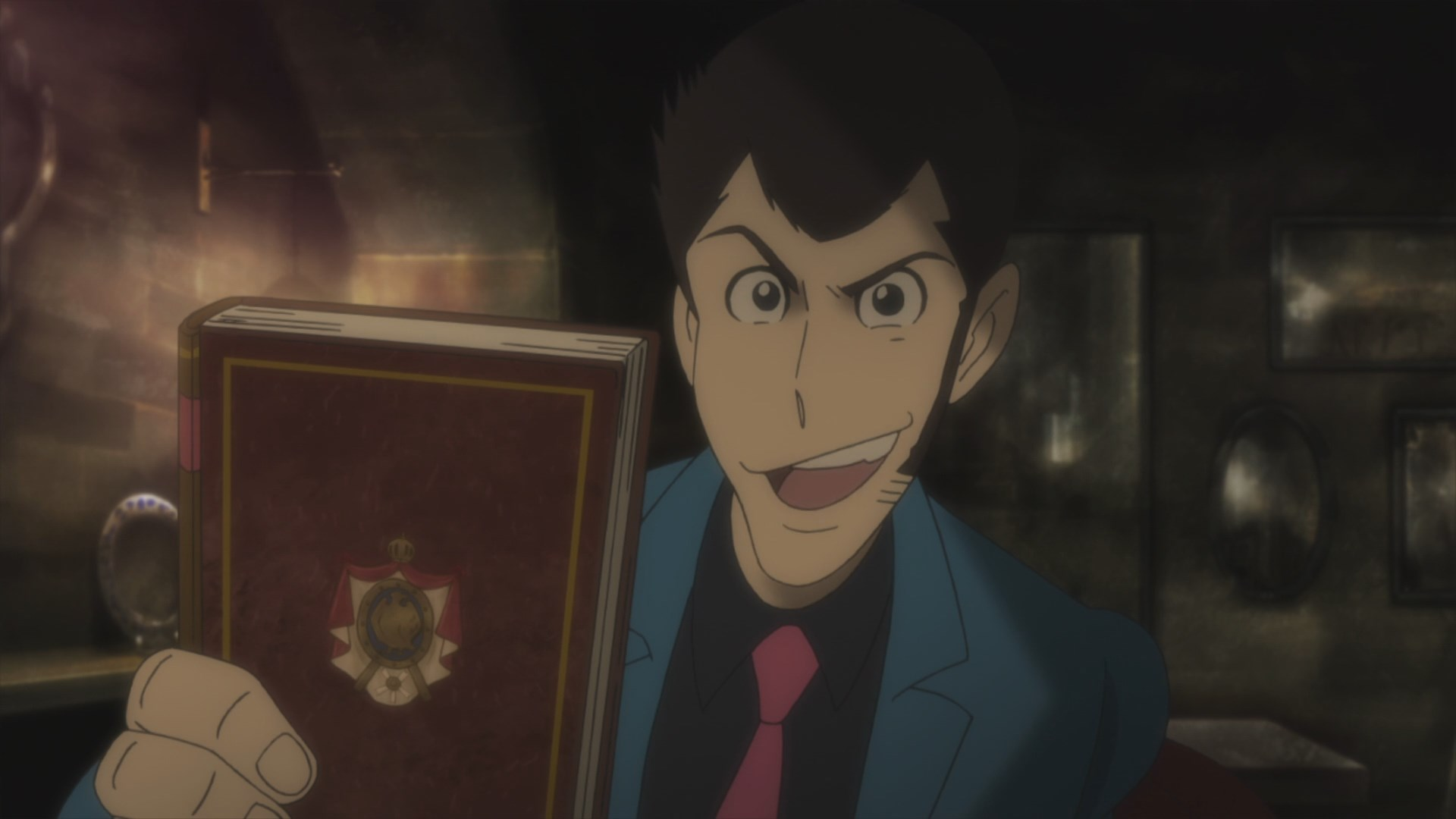 Lupin the Third Part 5 - 07