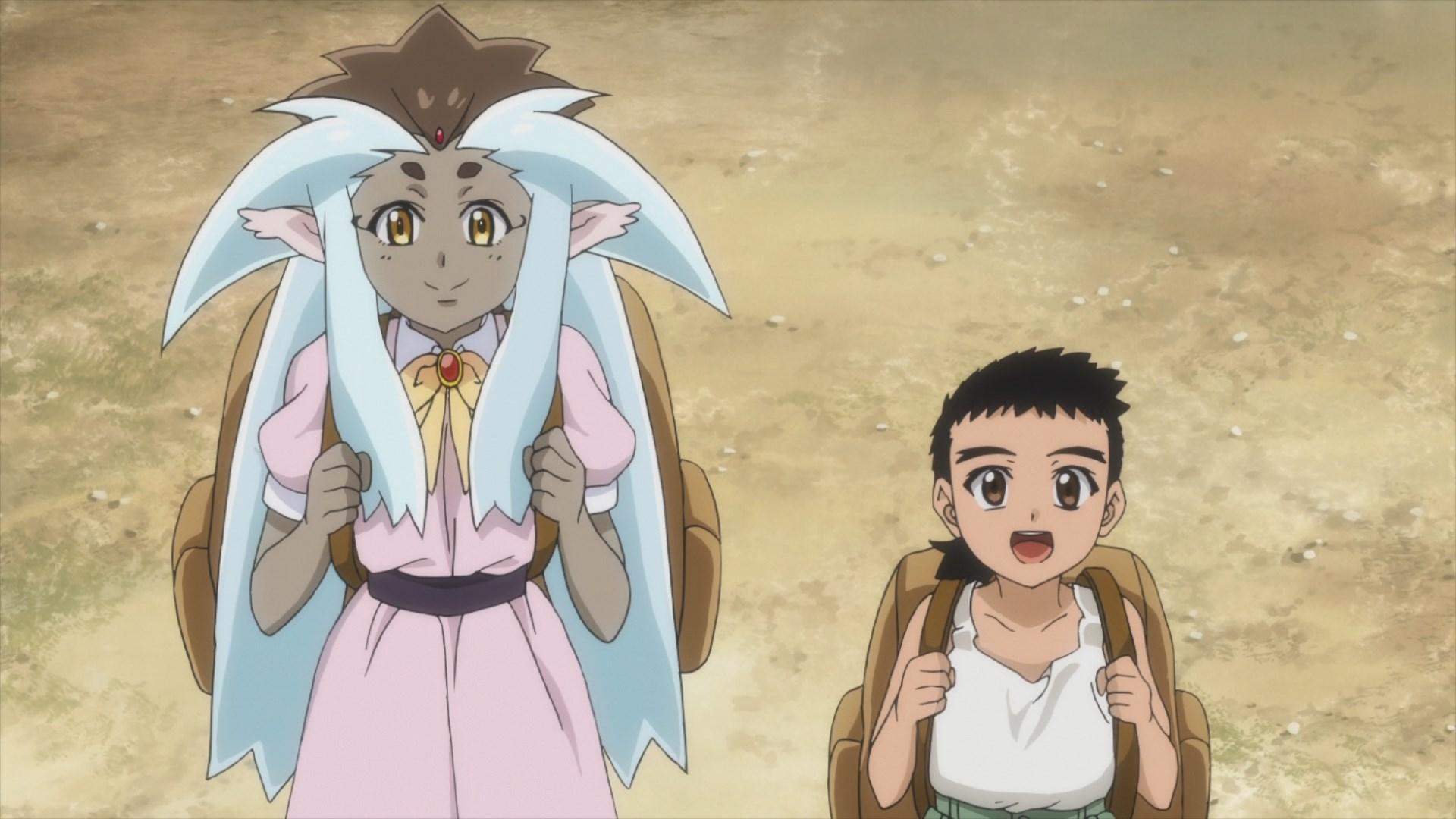 Tenchi Muyo! Ryo-Ohki OVA 4