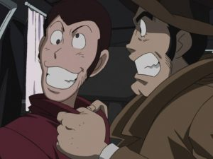 Lupin III: Alcatraz Connection
