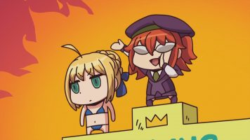 Learning with Manga! FGO