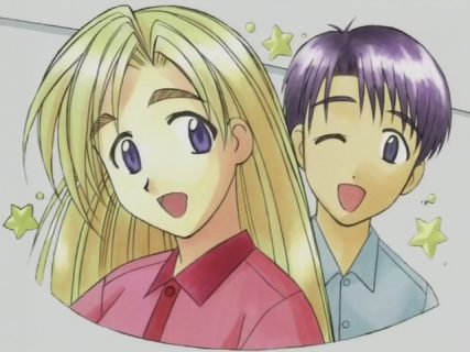 Love Hina Spring Special