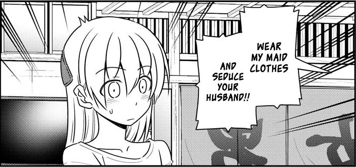 Tonikaku Cawaii Chapter 47
